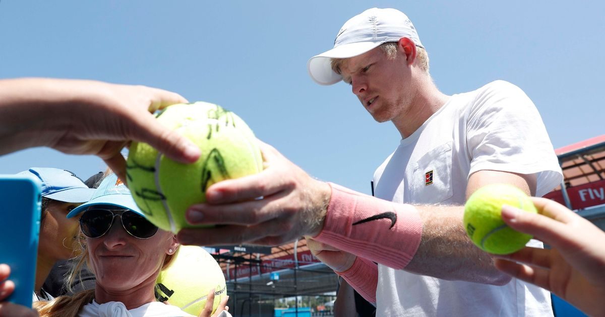 All you need to know about British tennis star Kyle Edmund