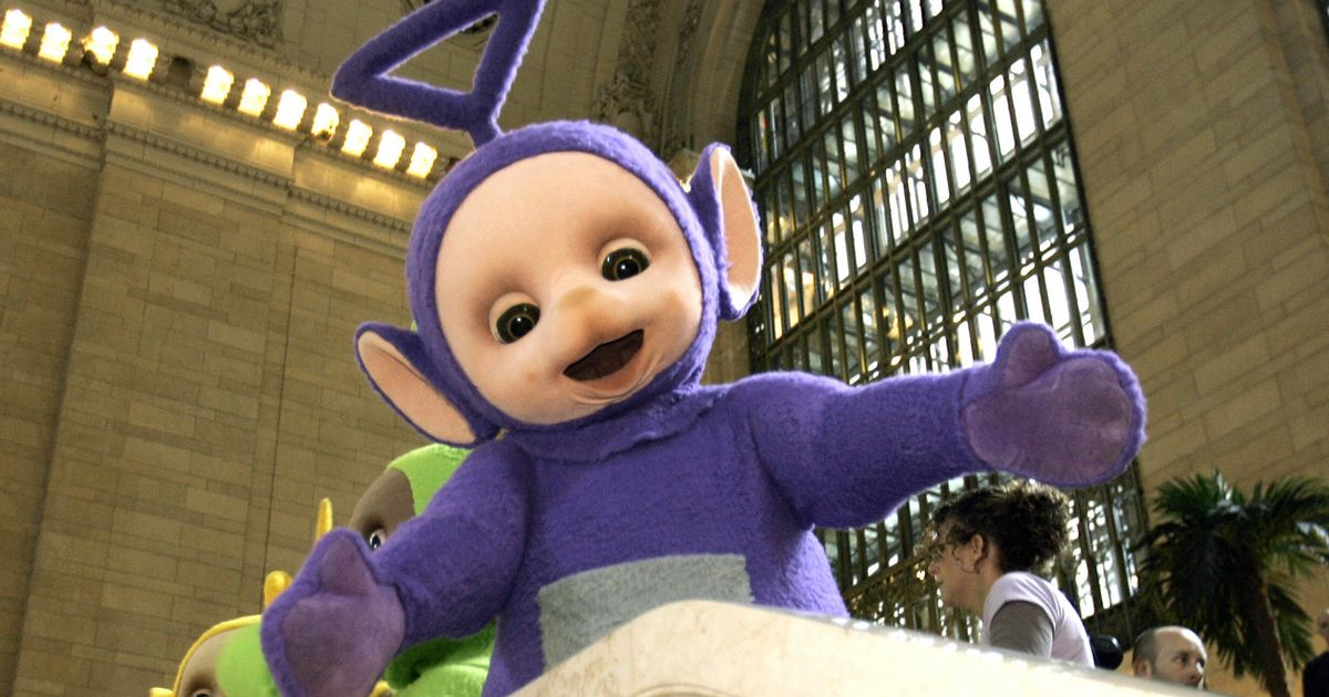 Body of Teletubbies Tinky Winky actor found near Liverpool waterfront