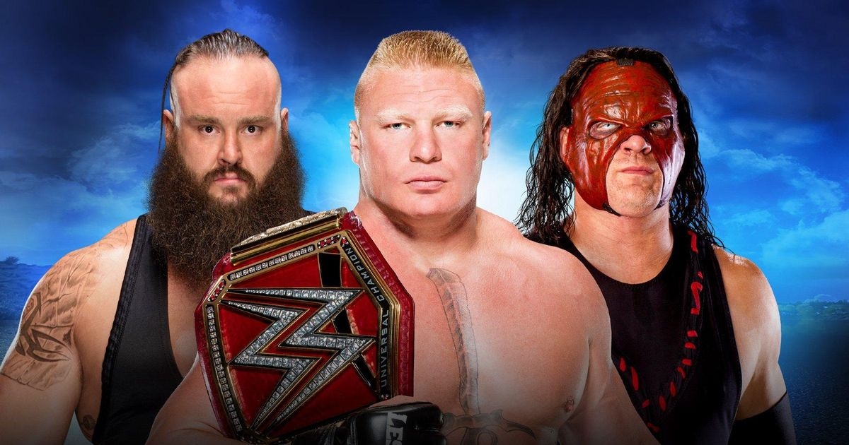 Three matches added to WWE Royal Rumble including surprise title bout