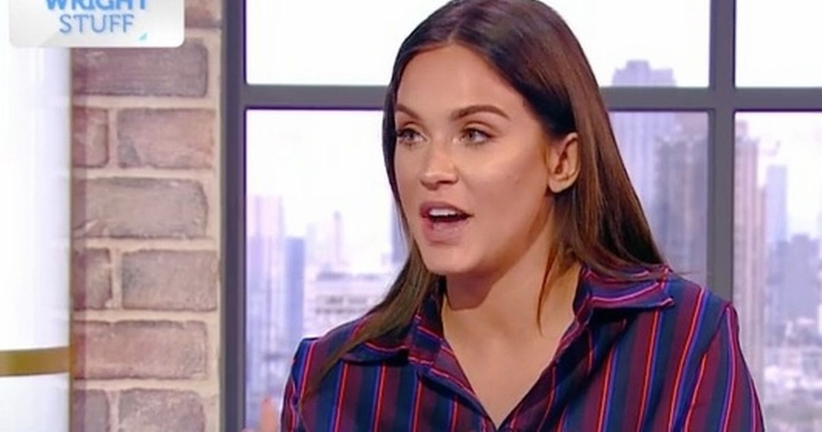 Vicky Pattison admits she 'wasn't living' after dropping to a size 6