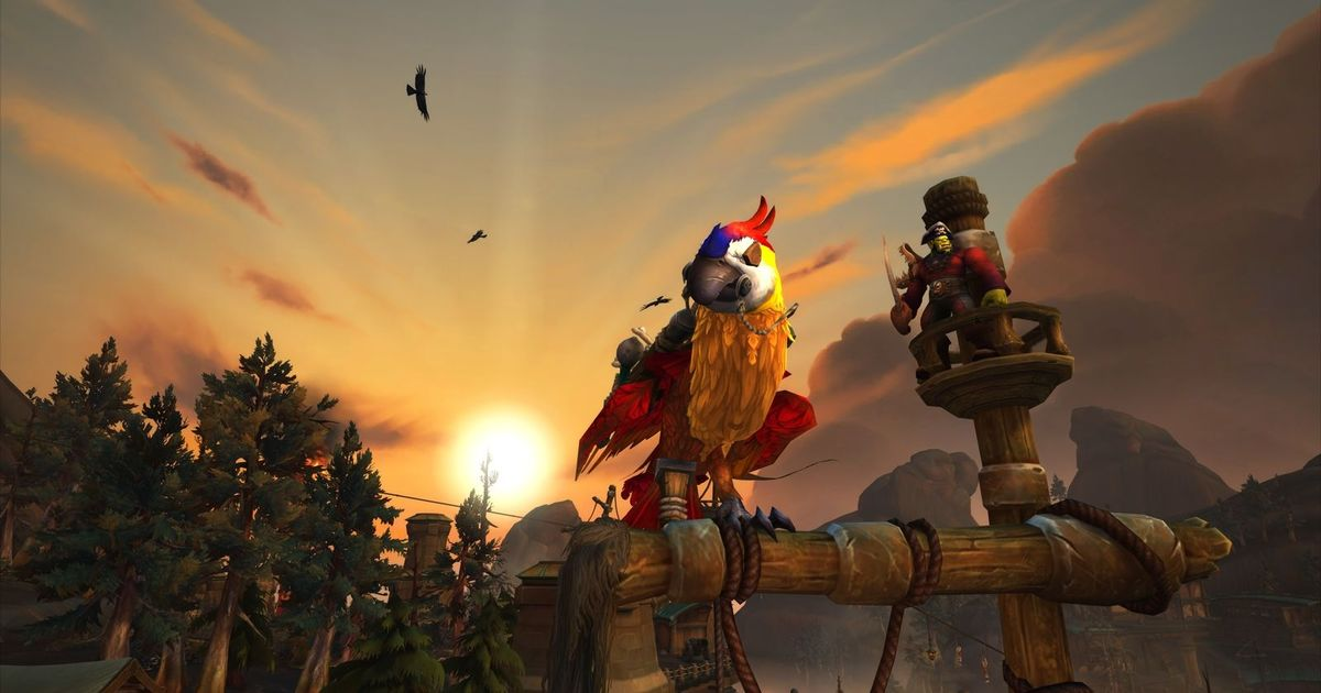 Everything you need to know about the next World of Warcraft expansion