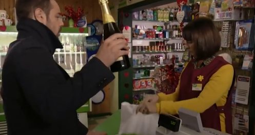 EastEnders viewers baffled as Mick Carter goes to the shop to buy booze despite owning a PUB