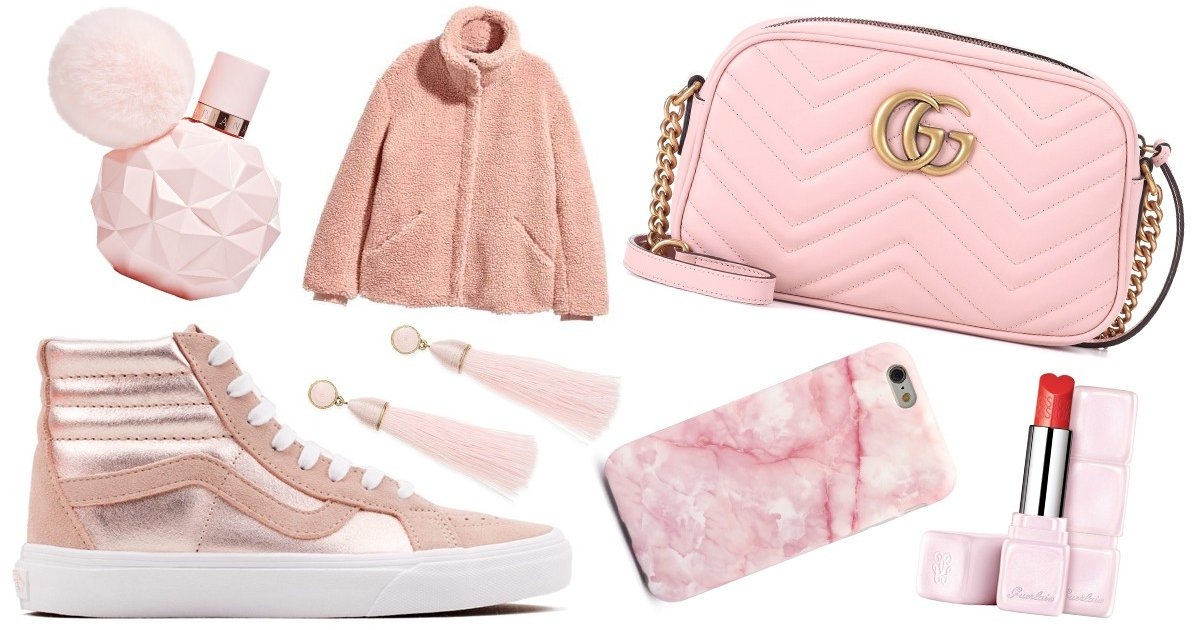 Treat Yourself to These 16 Pink Products For Valentine's Day — You Obviously Deserve It