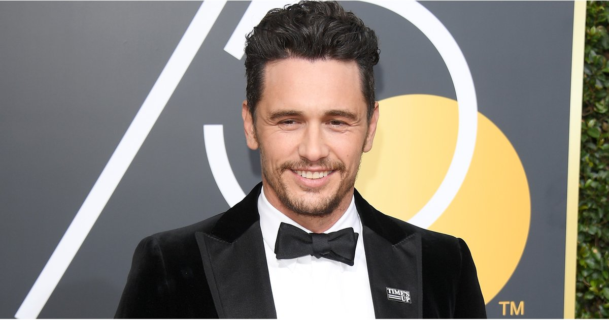 James Franco's Big Night at the Golden Globes Is Anything but a Disaster