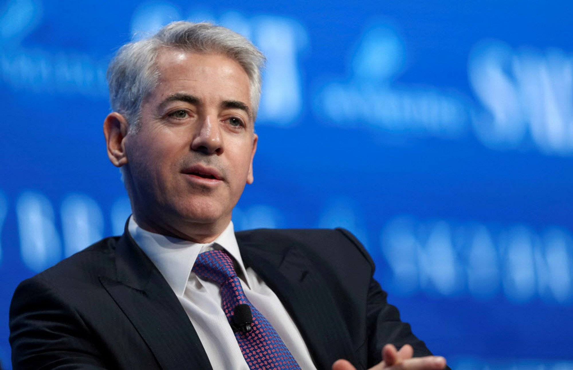 Ackman's hedge fund simplifies focus after prolonged losses