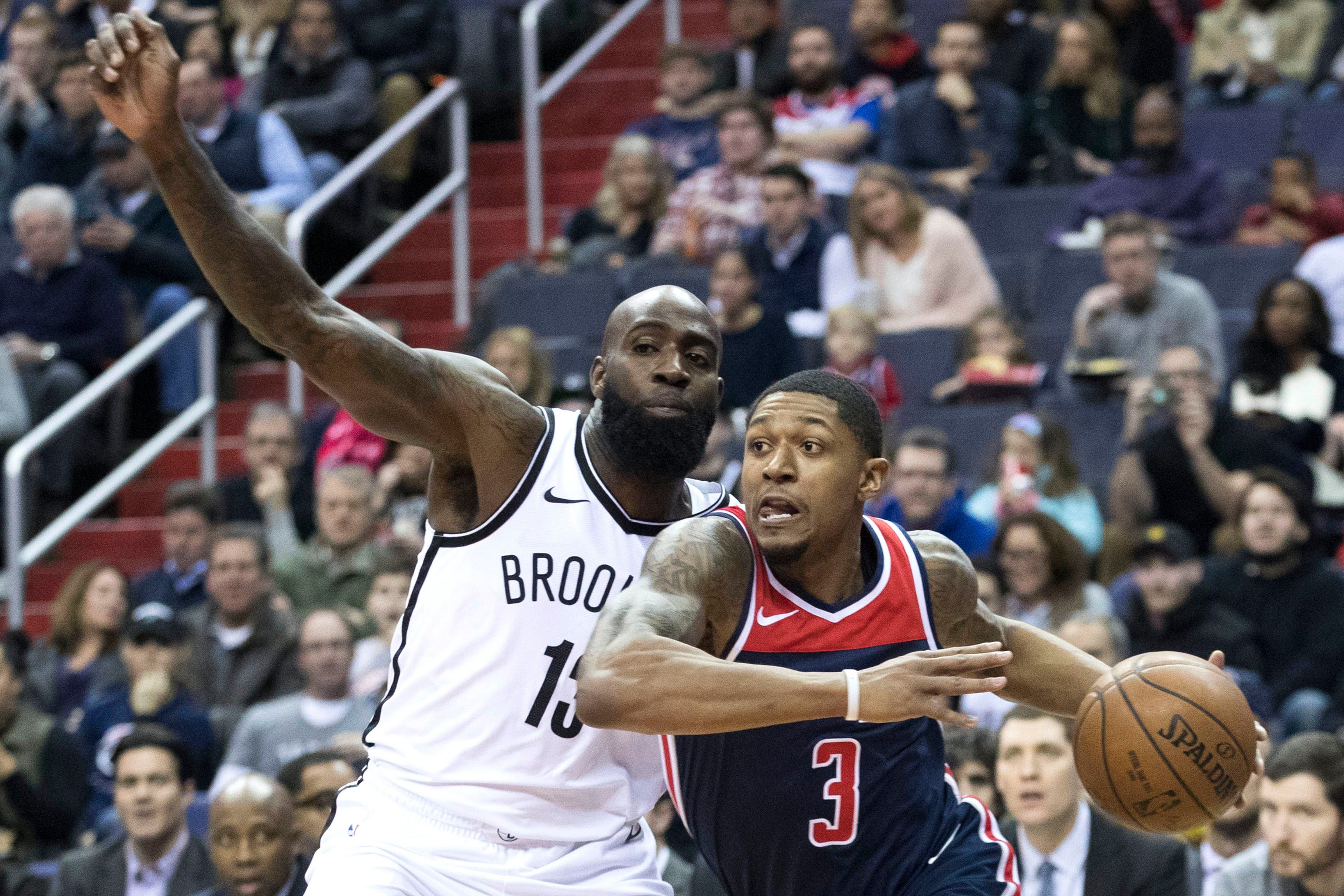 One Nets veteran comes up big in rare start