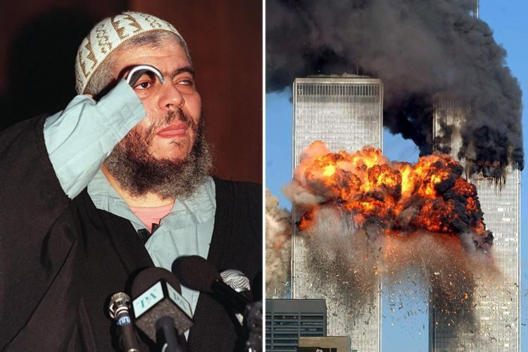 Hook-handed hate preacher Abu Hamza says he was tipped off about 9/11 four days before the attacks