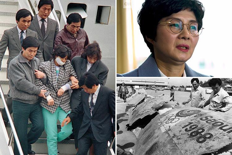Winter Olympics fears as ex-spy reveals North Korea blew up passenger plane with bombs stashed in overhead lockers the last time South Korea hosted Games