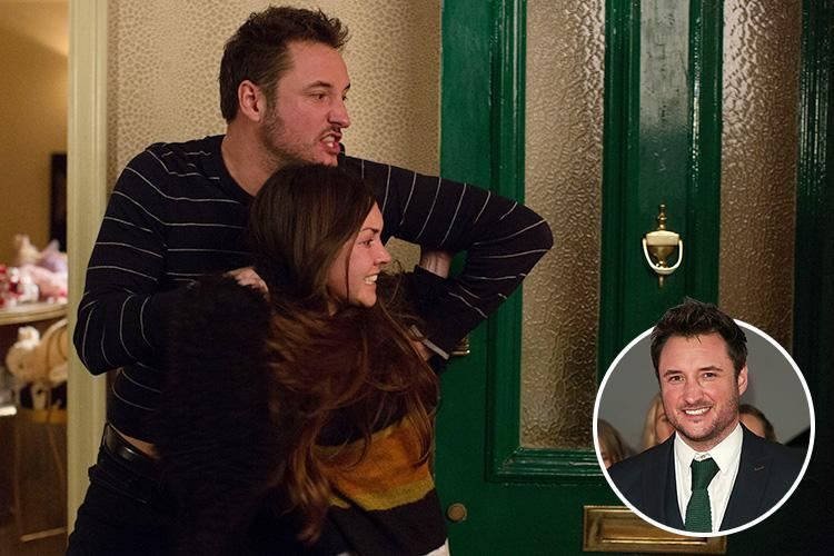 EastEnders' James Bye reveals Martin will never forgive cheating wife Stacey as he reveals shock at show's violent scenes