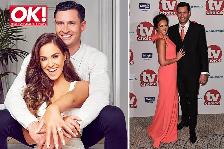 Vicky Pattison reveals she's postponed her July wedding to John Noble for TWO years as she's 'not ready to be a wife'