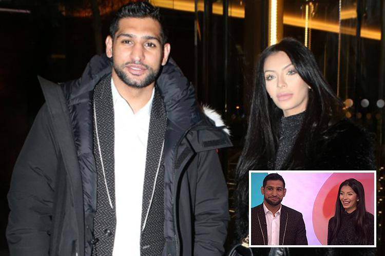 Amir Khan calls I'm A Celebrity his 'detox' after he went off the rails during marriage crisis with Faryal Makhdoom