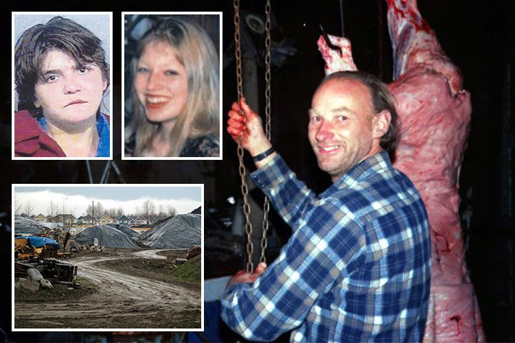 Harrowing story of serial killer Robert Pickton who ground 49 women into mincemeat and sold the meat to COPS