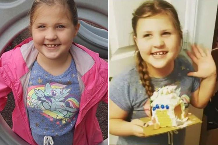 Little girl with runny nose and cough died three days later from flu complications