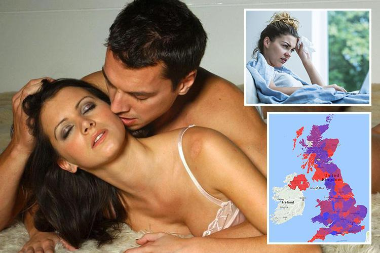 Aussie flu could be cured by having SEX because passion boosts the immune system, experts claim