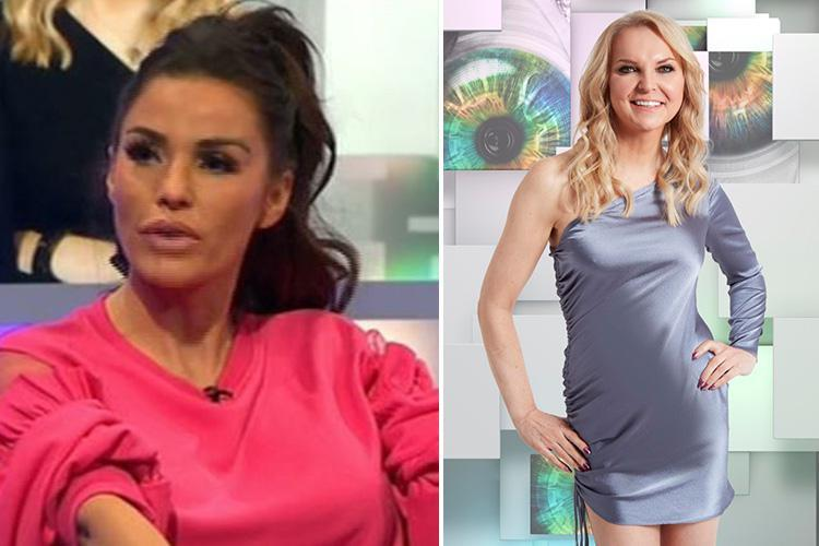 Katie Price confuses fans by saying 'India Willoughby needs to learn how to use a condom' in angry rant on CBBBOTS