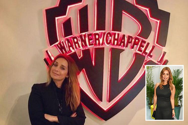 Louise Redknapp signs new record deal with Warner Music three weeks after divorce from Jamie – The Sun
