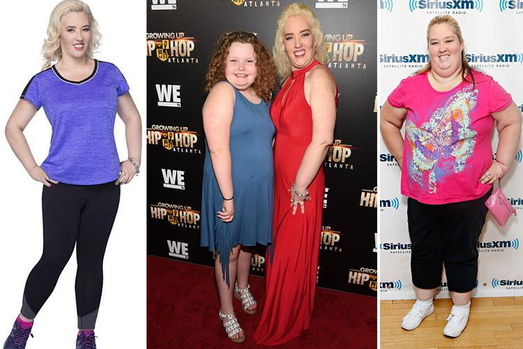 Mama June reveals she's found love after 300lb weight loss