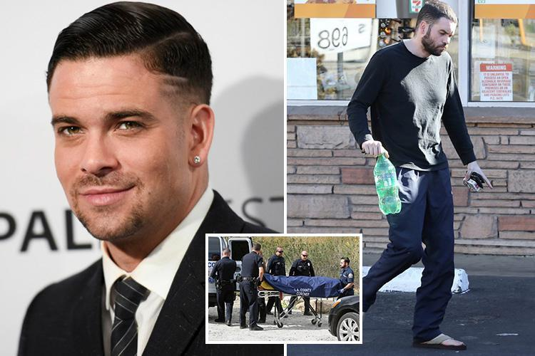Mark Salling dead aged 35 – Glee actor 'kills himself' weeks before he was due to be jailed over 50,000 child abuse images, according to US reports