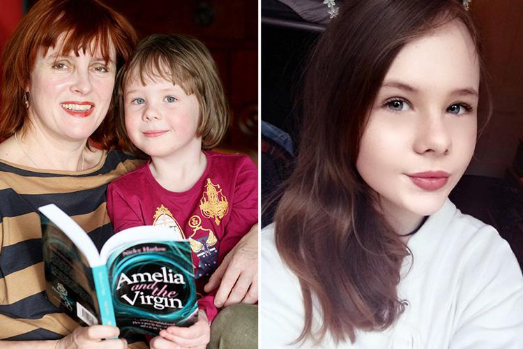 Tragic schoolgirl, 11, found dead in river was daughter of acclaimed novelist Nicky Harlow