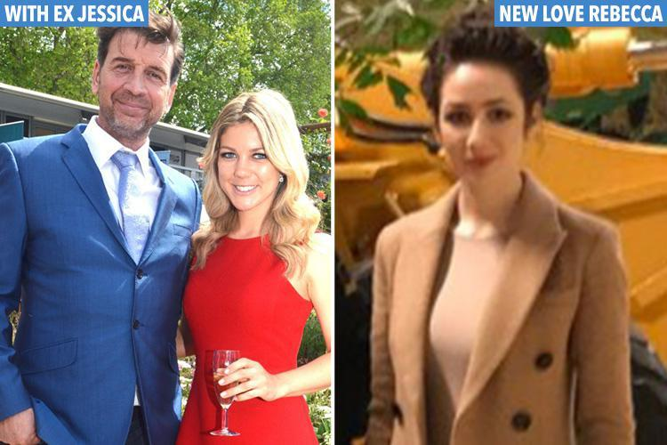 Nick Knowles sdating new love 30 years his junior as ex-wife