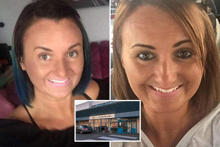 Nurse slapped with £5,500 worth of fines for parking in hospital car park while she saved lives