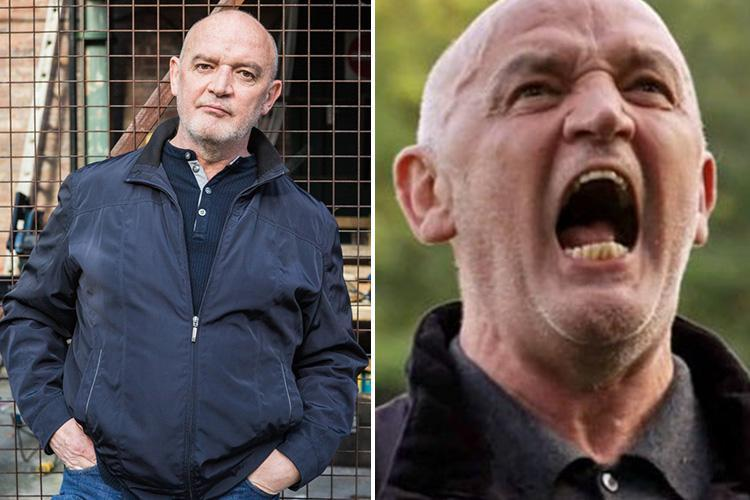 Who has Pat Phelan killed in Coronation Street, is he going to murder Eileen Grimshaw and what else has actor Connor McIntyre starred in?