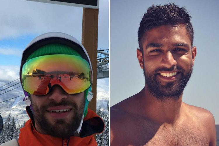 Tributes paid to two Brit skiier pals who died in horror skiing crash in France