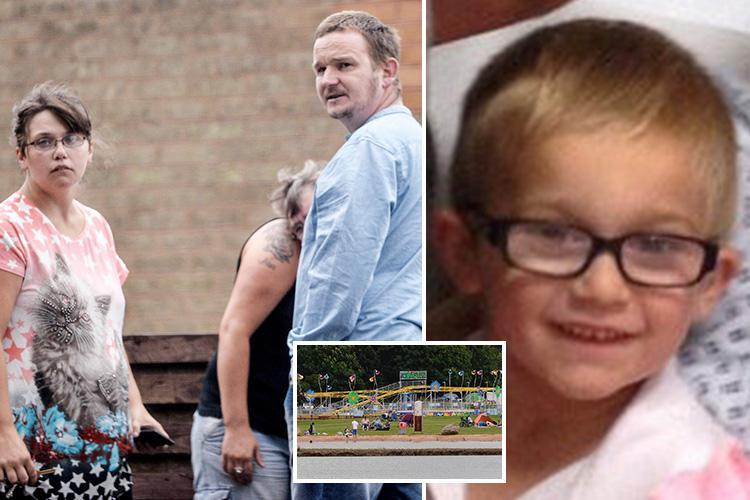 Off-duty cop saw boy, 5, alone in chest-high water 60 minutes before he drowned in lagoon