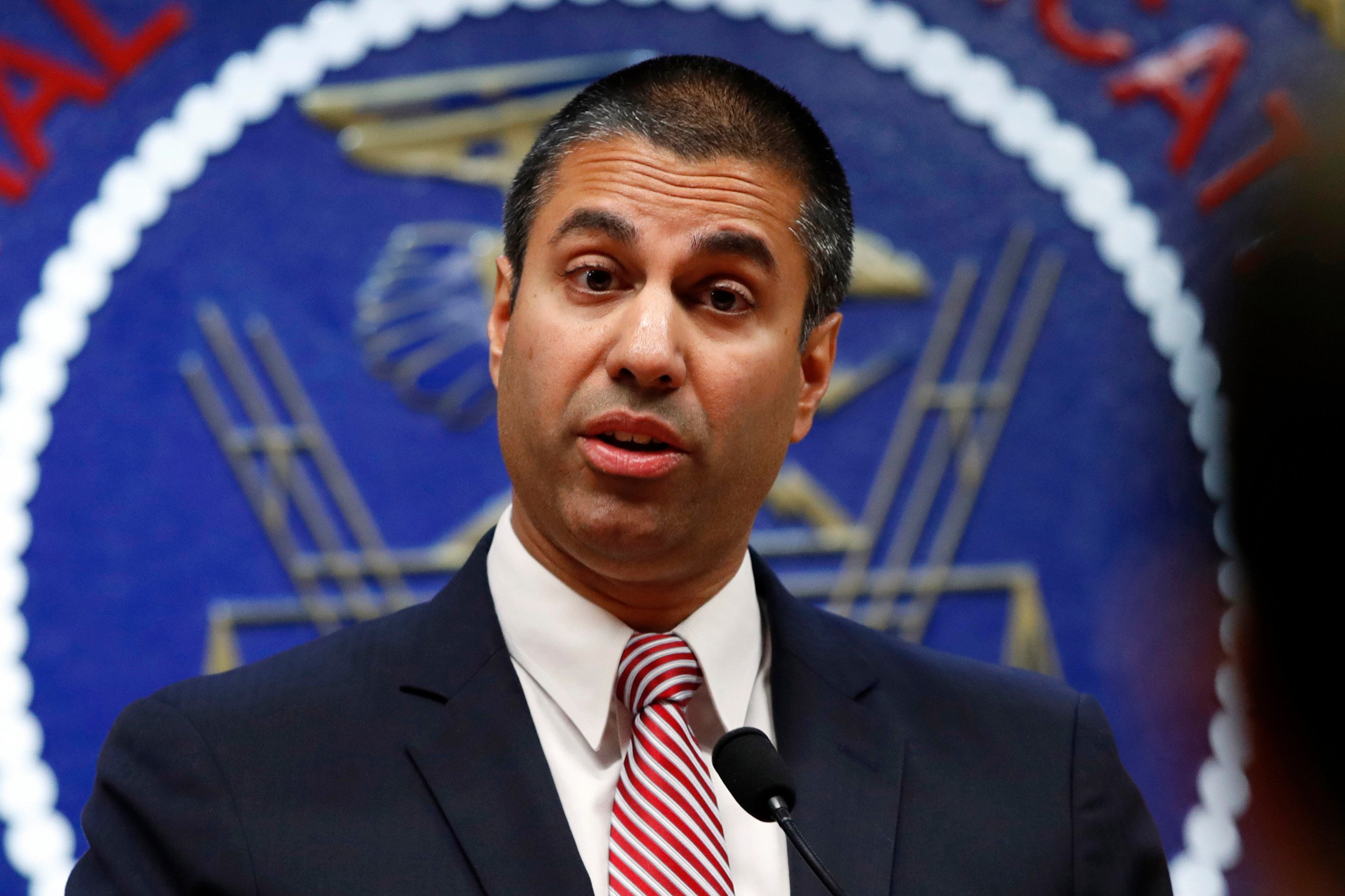 FCC chair Ajit Pai backs out of CES appearance