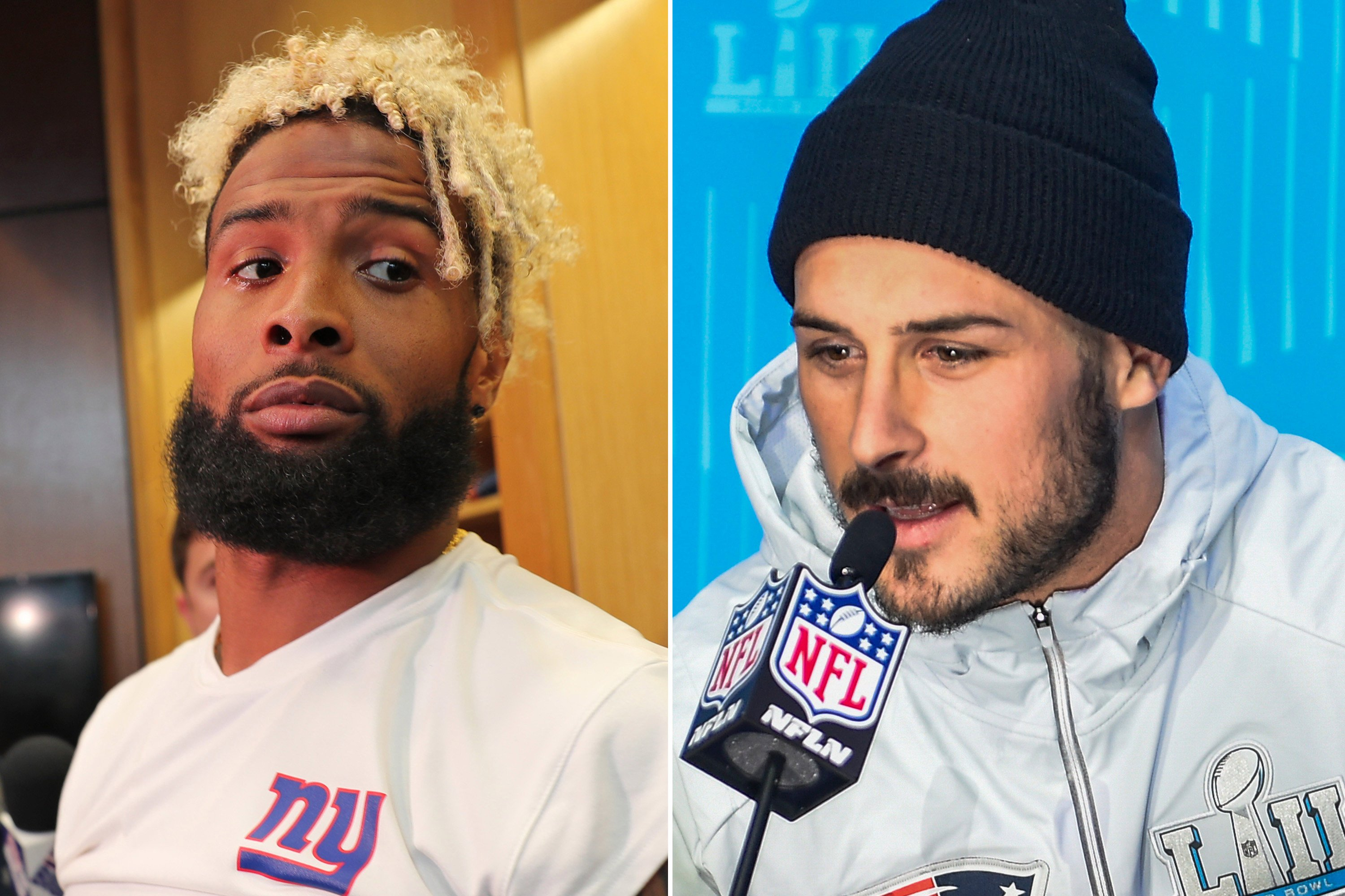 Why Danny Amendola thinks Odell Beckham will love Shurmur