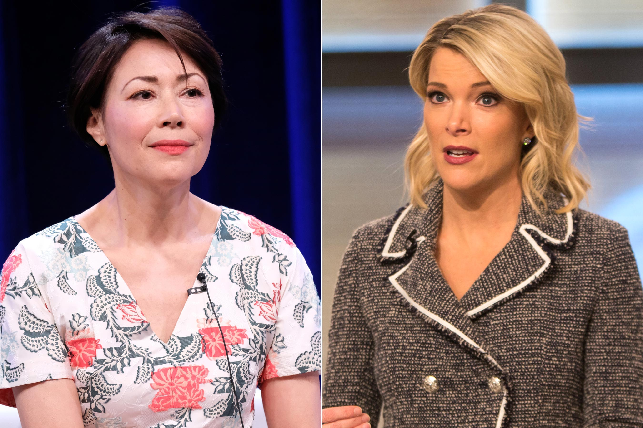 Ann Curry on Megyn Kelly's clapback: Not journalism