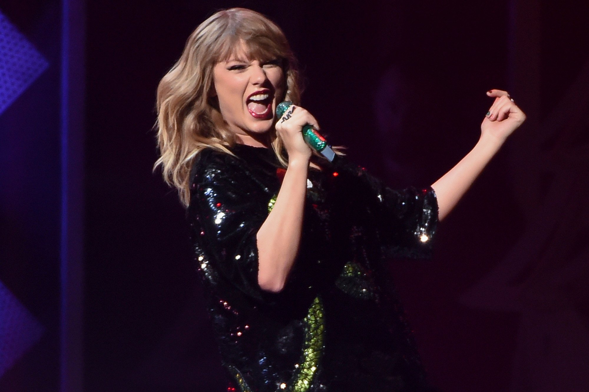 Taylor Swift's 'Reputation' tour shaping up to be a disaster