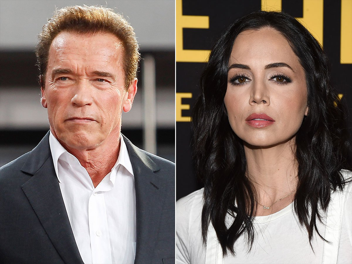 Arnold Schwarzenegger is proud of Eliza Dushku for speaking out about alleged molestation