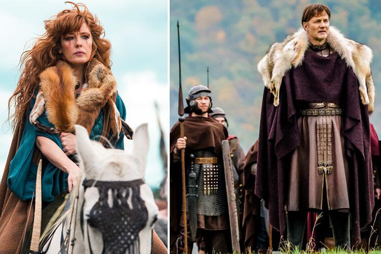 Viewers hail Britannia as 'the new Game of Thrones' as the spectacular new show makes its TV debut