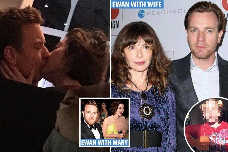 Ewan McGregor's 15-year-old daughter slams dad in emotional song after seeing pics of him kissing Mary Elizabeth Winstead