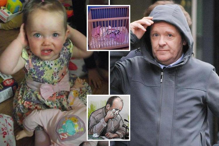 Poppi Worthington's mum demands tot's dad face trial after coroner rules he sexual assaulted the 13-month-old before she died