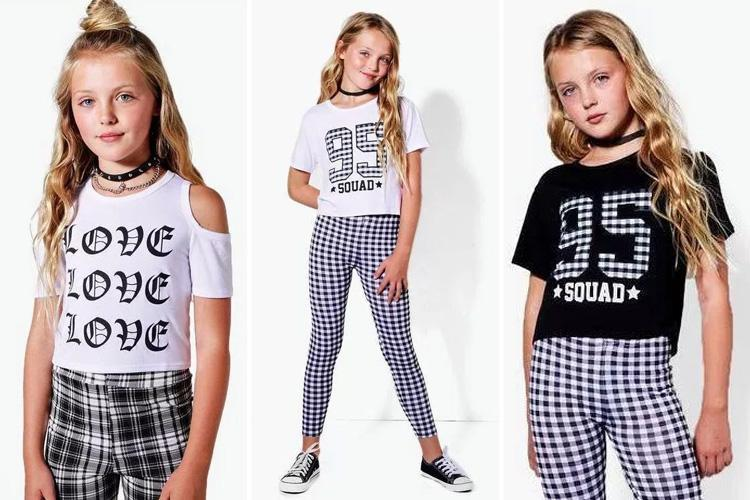 Steven Gerrard's daughter Lexie kicks off modelling career at age 11