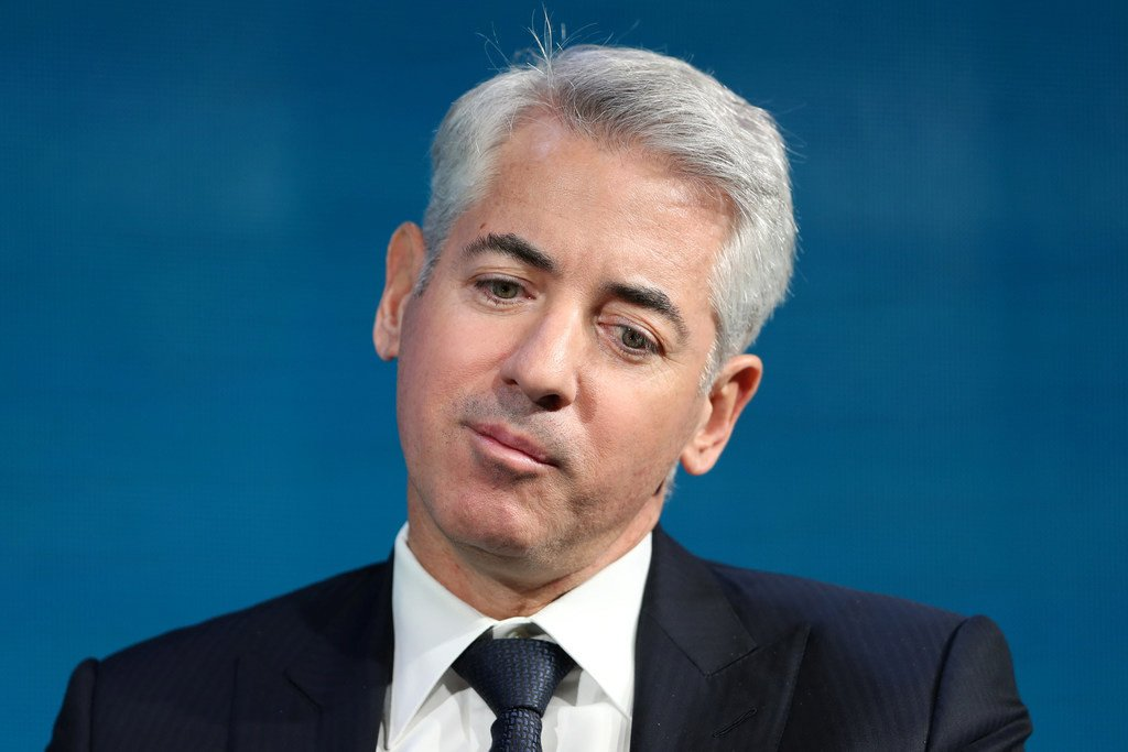 Ackman's hedge fund lays off staff, including his driver
