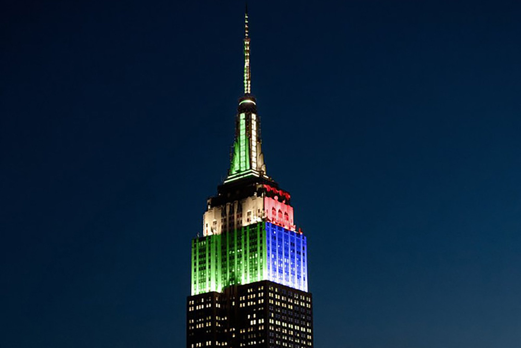 Empire State Building manages to infuriate NY sports fans