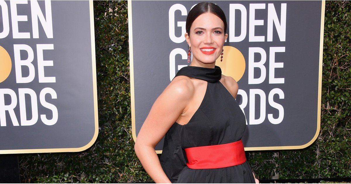 ICYMI: Here's Why People Are Wearing Black to the Golden Globes