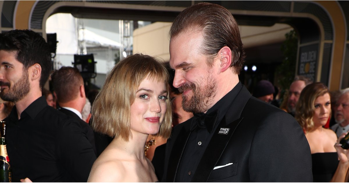 Brace Yourself: Queenie and Jim Hopper — Er, Alison Sudol and David Harbour — May Be Dating