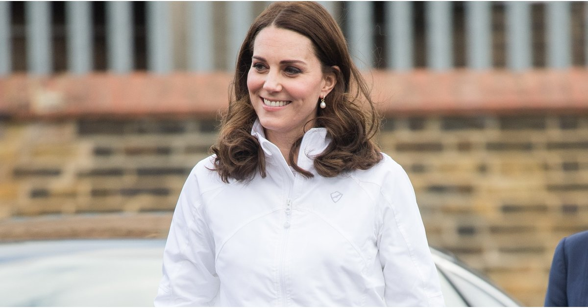 Pearl Earrings and Track Pants: If Kate Middleton Did It, We're Next in Line