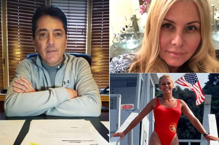 Baywatch star Nicole Eggert accuses Bugsy Malone actor Scott Baio of molesting her when she was 14-years old
