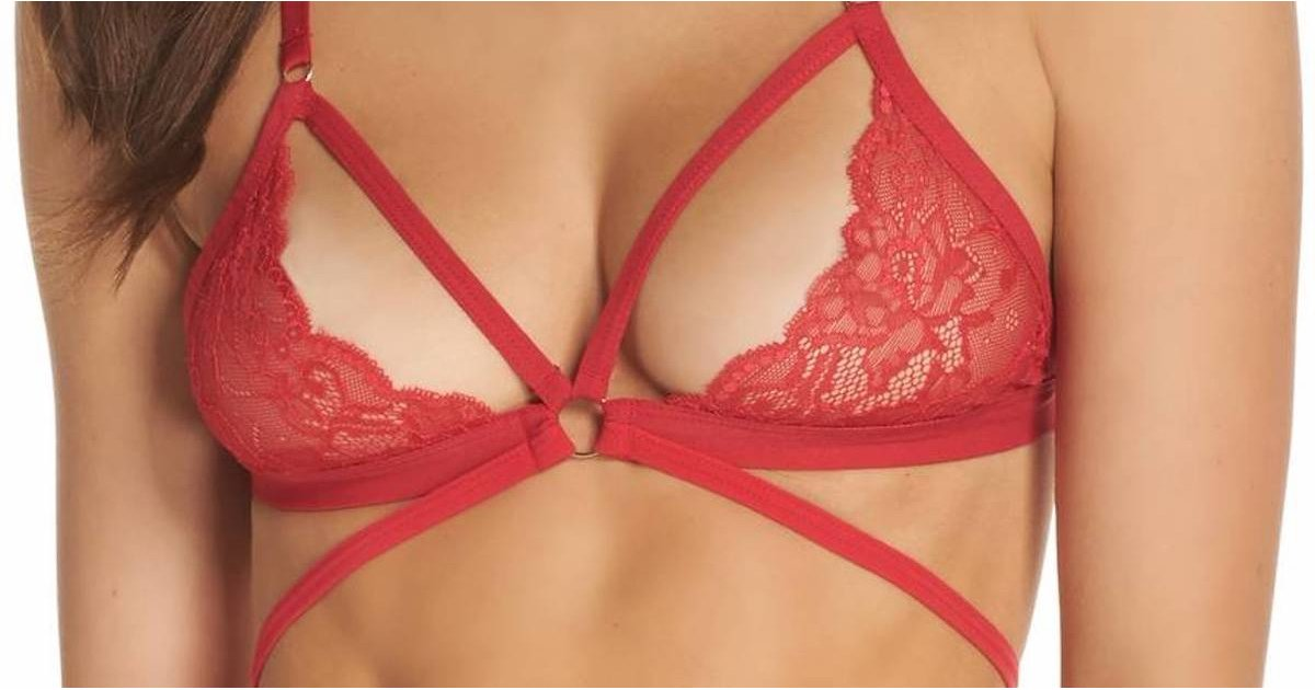 Is It Hot in Here, or Is It Just You in These 14 Pieces of Red Lingerie?