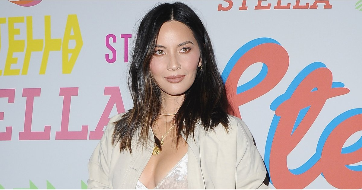 Olivia Munn Wore a Bra as a Top — and When You See It, You Might Actually Try It