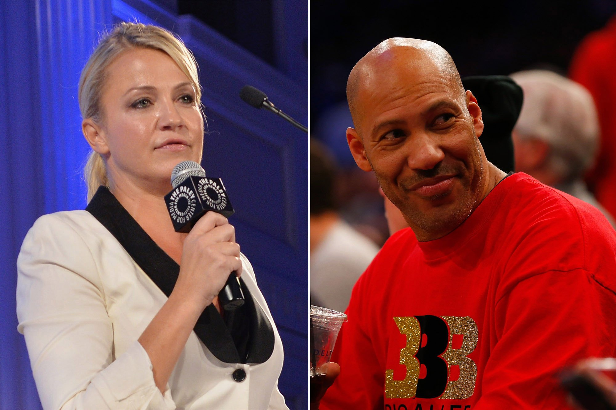 Michelle Beadle tries to draw a line with ESPN's LaVar Ball talk