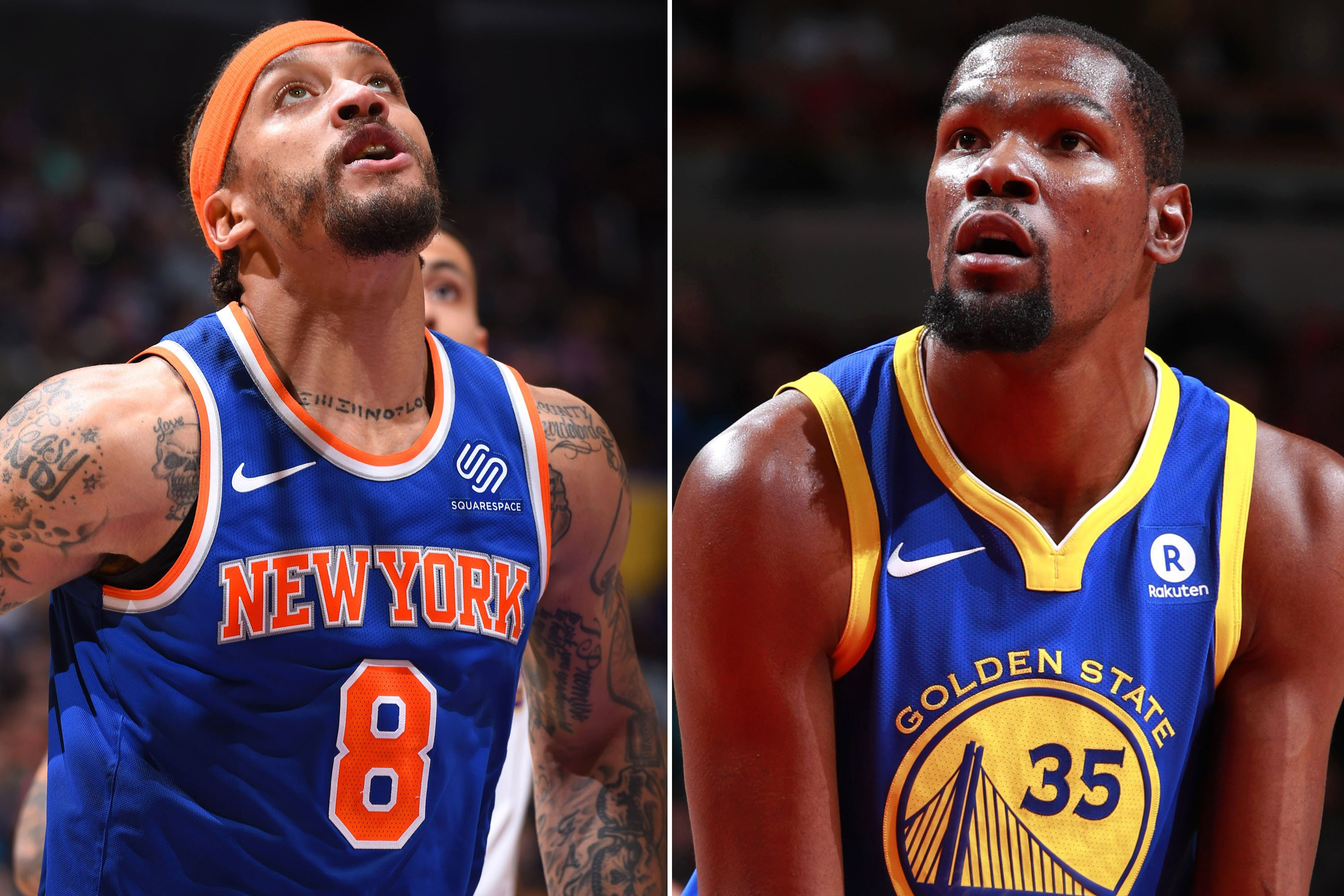 Michael Beasley chooses Knicks over Kevin Durant reunion