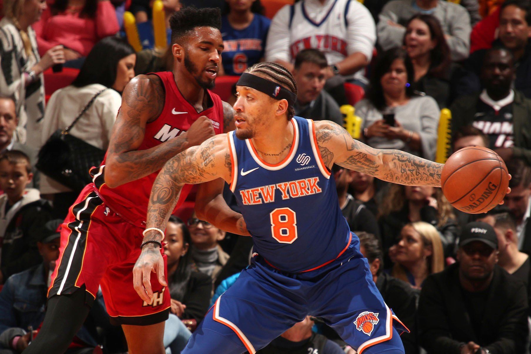 Beasley hurt late, Porzingis struggles as Knicks fall in OT