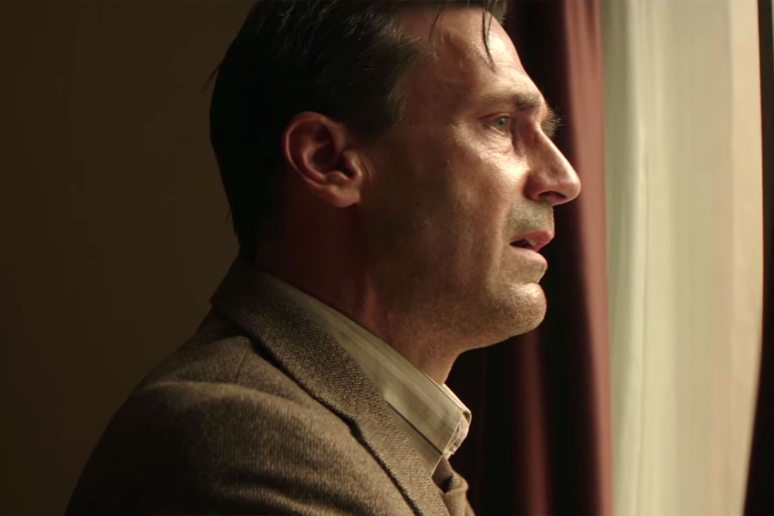Jon Hamm negotiates with terrorists in new Beirut trailer
