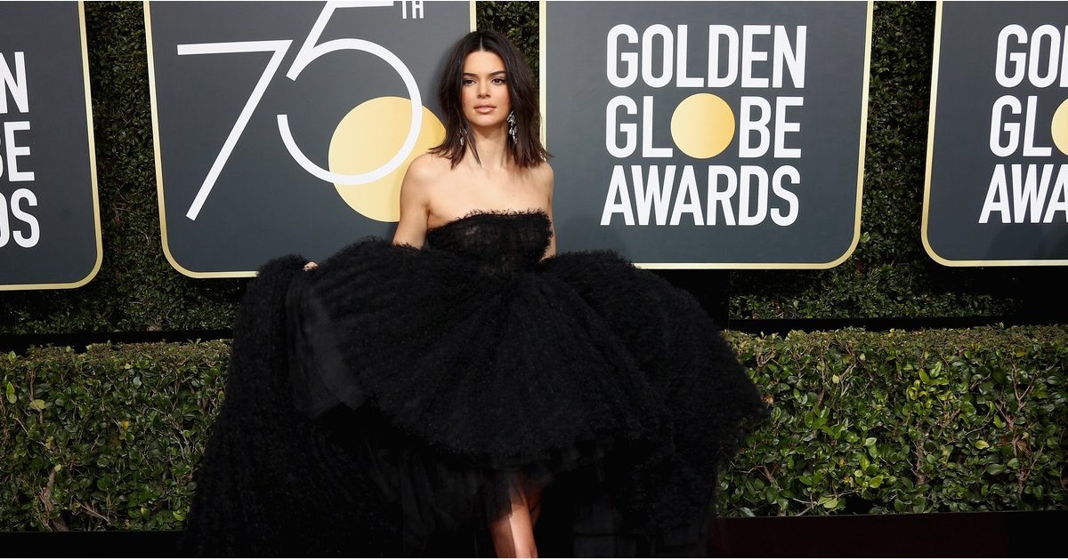 These Showstopping Dresses From the Golden Globes Will Make You Stand Up and Cheer